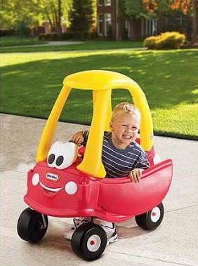 Cozy Coupe 30th