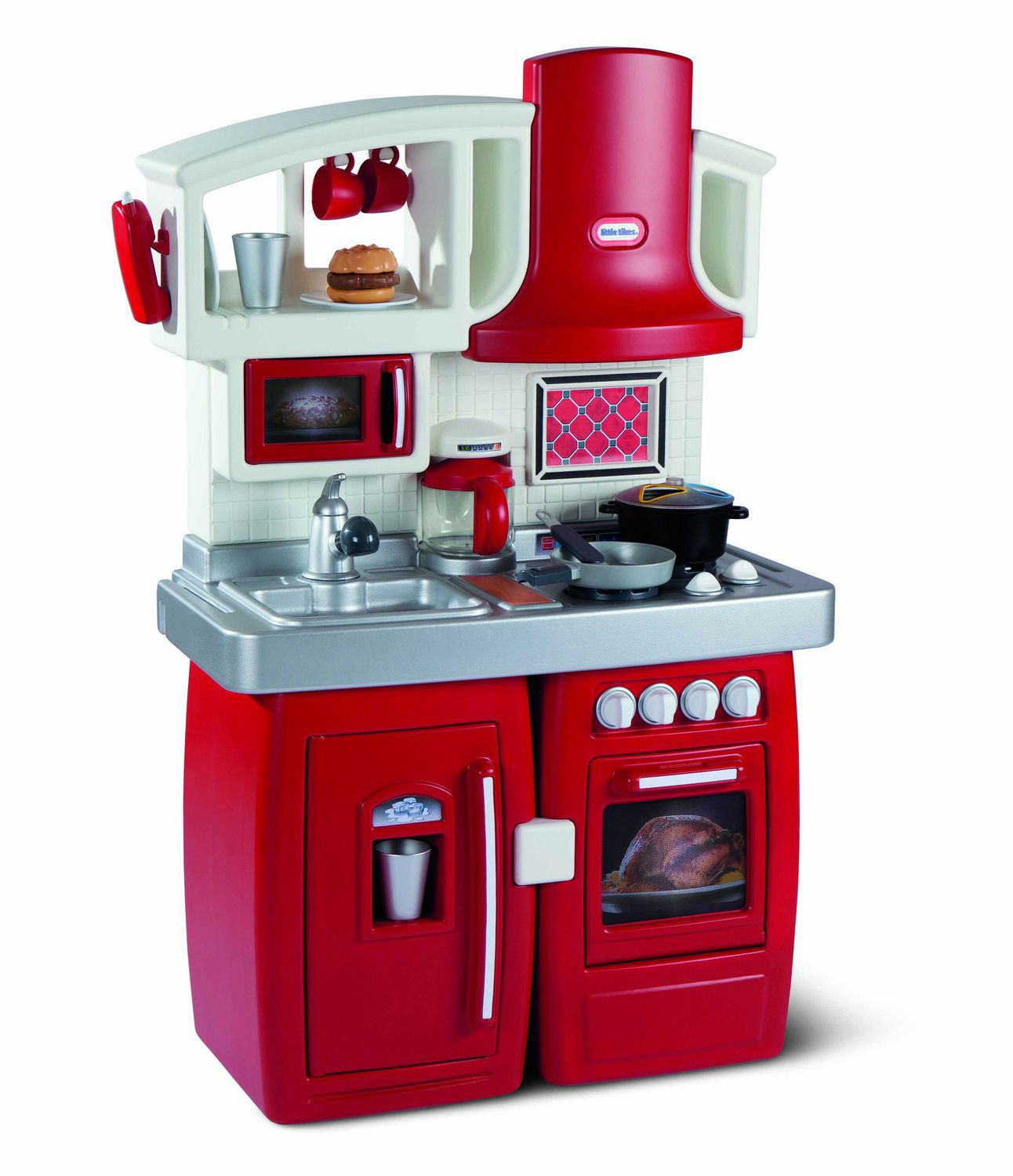 Little tikes cook and grow kitchen set  
